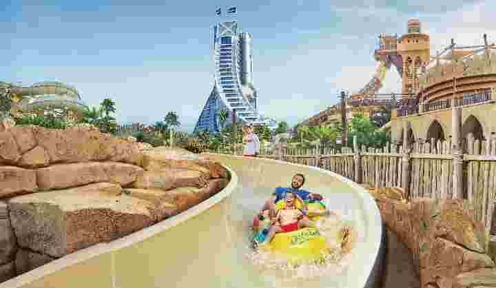 Wild Wadi Water Park Admission Ticket Image
